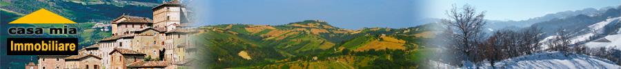 Homes for sale in Marche, Italy. Property to renovate and country houses